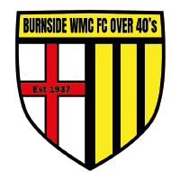 Burnside WMC Over 40s club badge